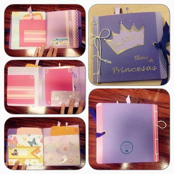 minialbum de princesas