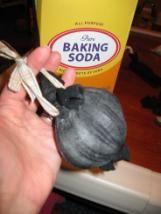 Homemade diaper pail deodorizer