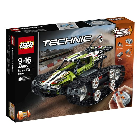 Ferngesteuerter Tracked Racer 42065 LEGO Technic