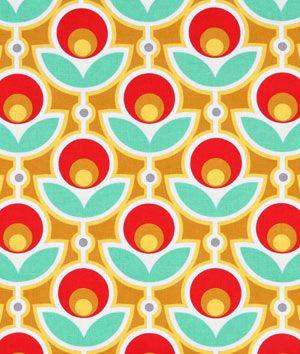 onlinefabricstore.com has super cute cotton prints for under $9 a yd!! Primrose Poppy