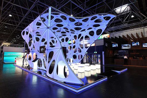 STUDIODEGA | Euroshop 2014 on Behance