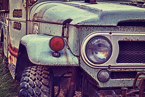 Good Photo of a FJ45