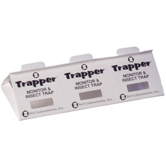 Pest Product Warehouse - Trapper Insect Monitor (100 Per Box), One Box, $38.54 (http://www.pestproductwarehouse.com/trapper-insect-monitor-100-per-box-one-box/)