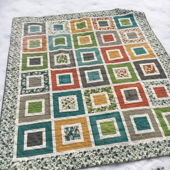 Square in a Square MSQC Tutorial Reboot with Guest Blogger Amy Ellis: