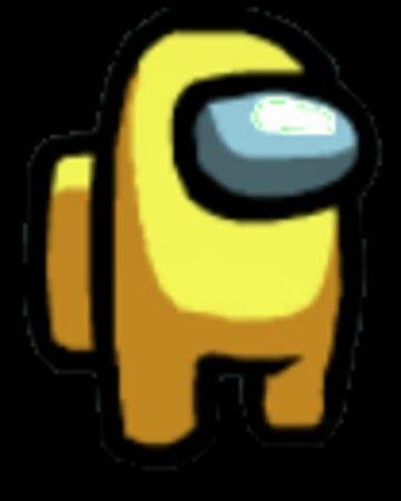Among Us Yellow App Icon Youtube Icon