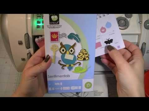 emboss with cricut by turning blade backwards - watch tutorial