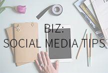 The Inspired Editorial | Social Media Marketing Tips