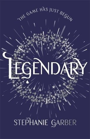 Legendary by Stephanie Garber (UK Edition)
