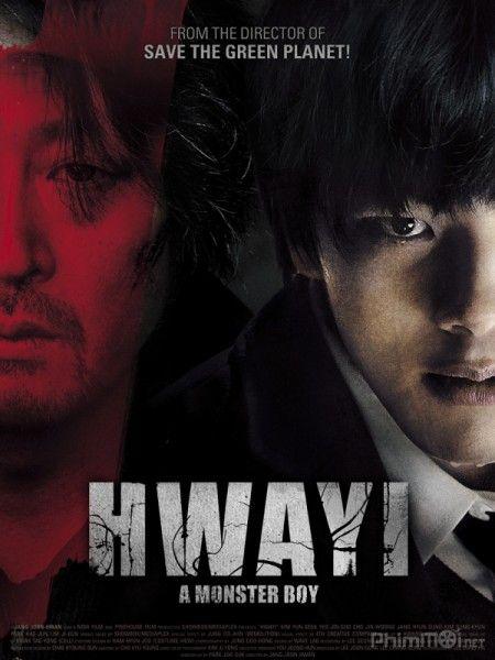 Phim Hwayi: Cậu bé quái vật