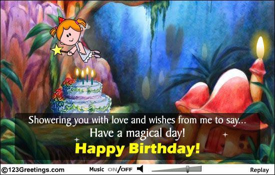16 best images about ecards – Free Musical Birthday Cards