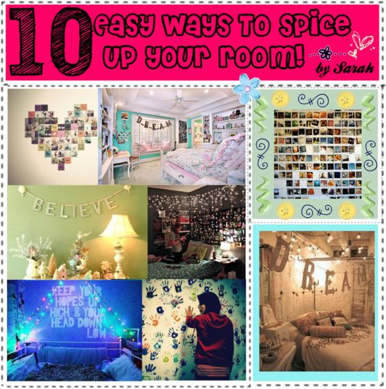ways to spice up the bedroom