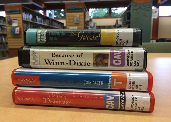 16 Best Audiobooks for Family Road Trips by Rachel Edmondson | Spokane County Library District
