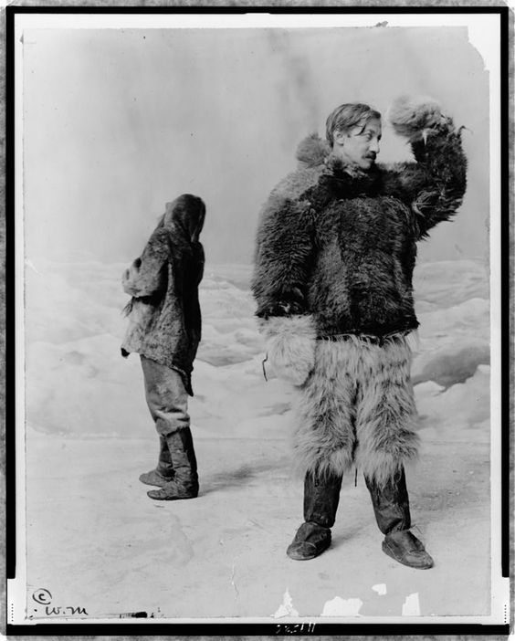 Arctic Exploration Gear (material fabric and textile)