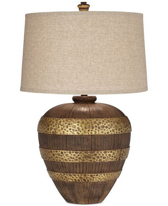 Pacific Coast Woodford Reserve Table Lamp