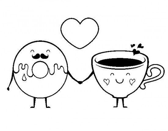 36 Dibujos Kawaii Con Frases Tiernas De Amor Para Compartir