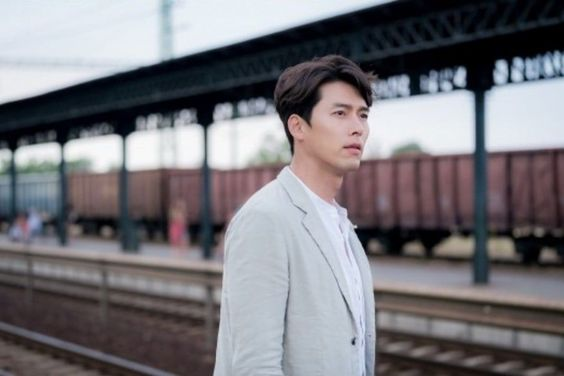 "Hyun Bin Is Swept Up In Mystery In ""Memories Of The Alhambra"""