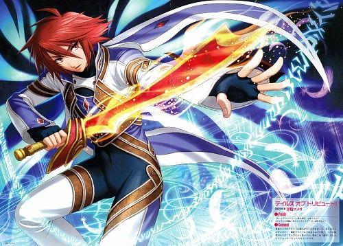 Kousuke Fujishima Namco Tales Of Symphonia Kratos Aurion Viva
