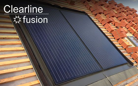 Roof Integrated Solar By Viridian Solar Best Solar Panels Solar Solar Panels