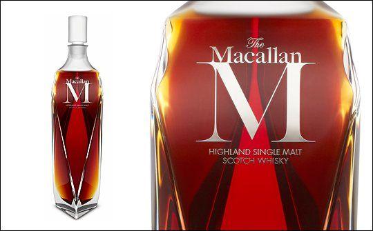 The Macallan unveils M