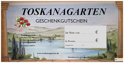 Geschenk Gutschein In 2020