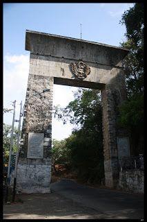la puerta San Juan de los Morros