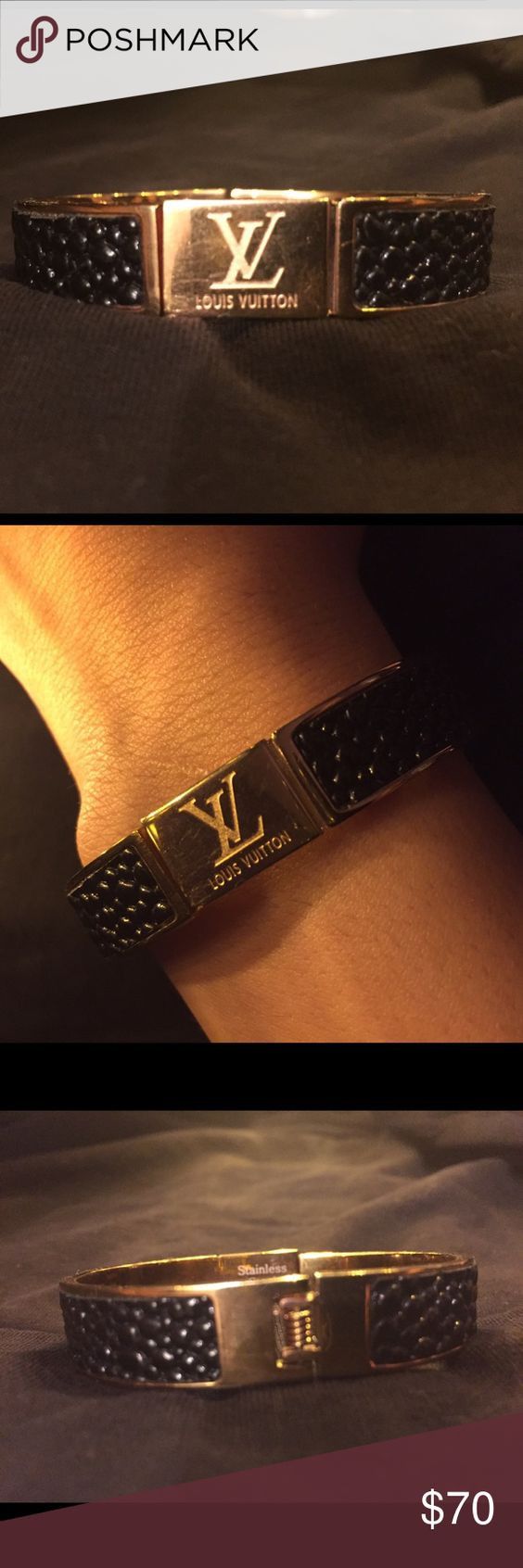 Louis vuitton bracelet new never used nwt d bracelets and tags
