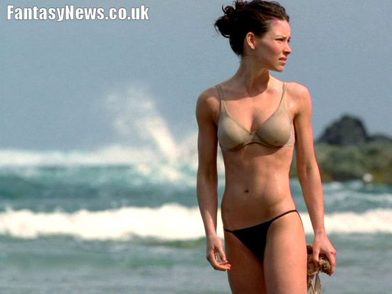 Evangeline Lilly arms