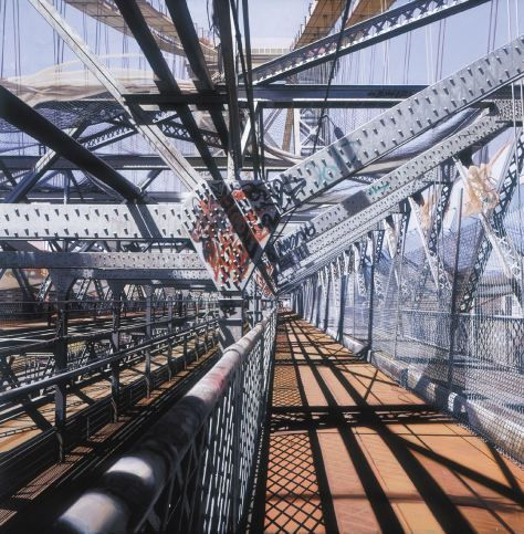 0 Richard Estes, Bridge