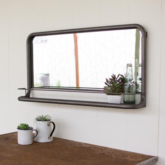 Pharmacy Mirror - Horizontal