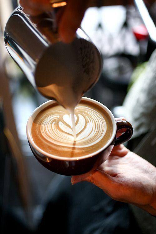 My favi coffee. You look amazing... Love always, your loyal addict
