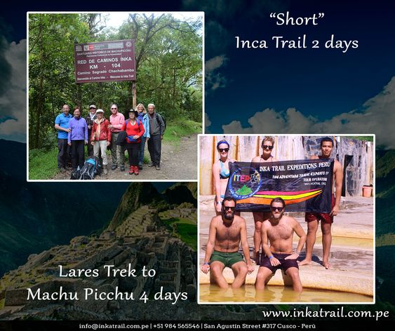 Alternative-lares-short-inca-trail