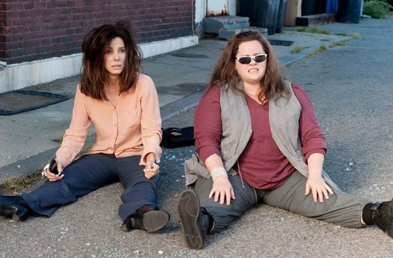 Sarah and Shannon in 'The Heat' (2013). See 21 other female dynamic duos who kick ass on screen.
