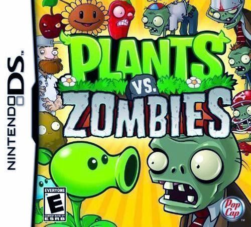 Play Plants Vs Zombies Online Free Nds Nintendo Ds