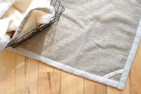 fog linen work/フォグリネン/リネンバスマット(ナチュラル) - 北欧雑貨と北欧食器の通販サイト| 北欧、暮らしの道具店