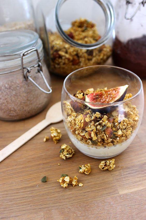 Blog Cuisine & DIY Bordeaux - Bonjour Darling - Anne-Laure: Granola maison d'automne