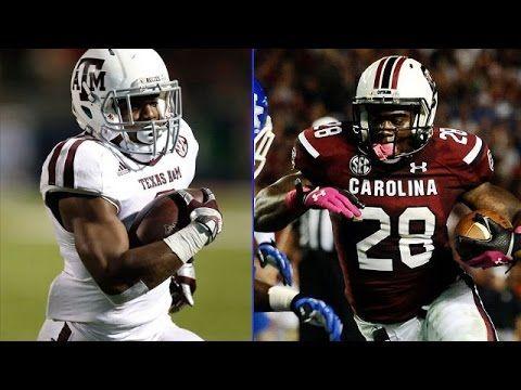 #9 Texas A&M vs Lamar 2014 FULL GAME HD - YouTube