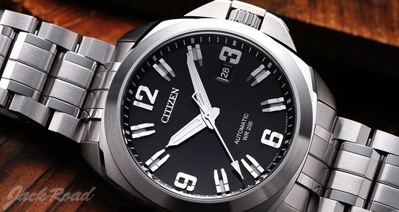 CITIZEN  The Signature Collection Grand Touring Automatic / Ref.NB0