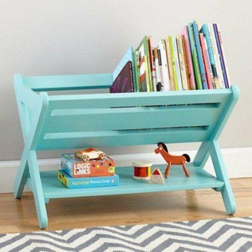 meuble de rangement pour la chambre enfant