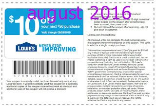 Free Printable Coupons: Lowes Home Improvement Coupons