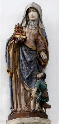Saint Elisabeth van Thüringen: