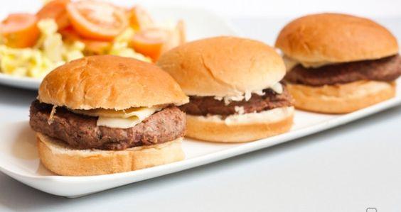 Hamburguesa vegetariana: Recipe, Vegetarian Food, Alubias Porotos, Recipes, Alubias Rojas