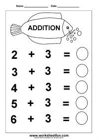 Printables Kindergarten Exercise exercises for kindergarten scalien scalien