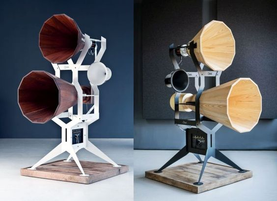 Imperia Horn series by OMA audio