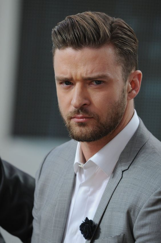 Justin Timberlake Hairstyles Tips On Achieving His Best Looks Men S Hairstyles Business Casual Hairstyles Popular Mens Haircuts Business Hairstyles