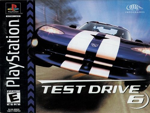 Test drive 6 download (1999 simulation game).