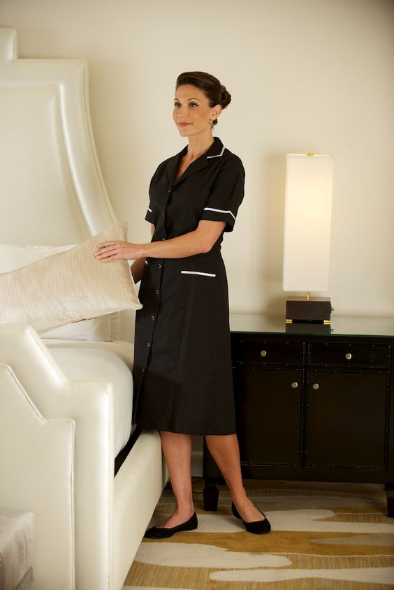 The gallery for housekeeping uniform dress for Spa uniforms johannesburg