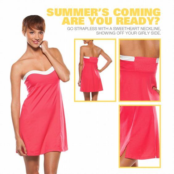 Oakley Enjoy The Sun Dress:  Show some skin this Summer!