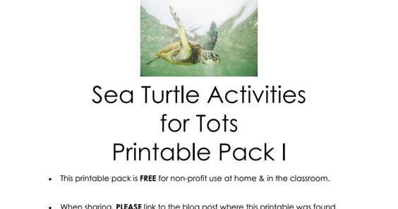 Sea Turtle Activities for Tots.pdf