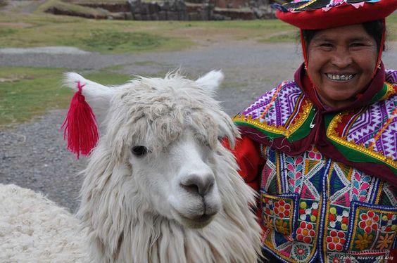 Peru - Sacsayhuamán - El Valle Sagrado de Los Incas 2011