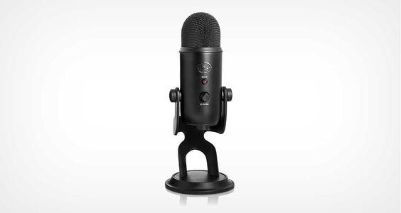 Blue Yeti USB Microphone – Blackout Edition #blueyeti #microphone #techdeals